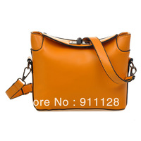 2014 women's handbag vintage shoulder bag casual bag for women candy small bag lock messenger bag m130