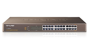 Tp-link tl-sg1024t 24 full gigabit ethernet switch