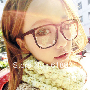 Designer Sunglasses For Women Oversized Glasses Frames Vintage Leopard Print Party Sunglass(China (Mainland))