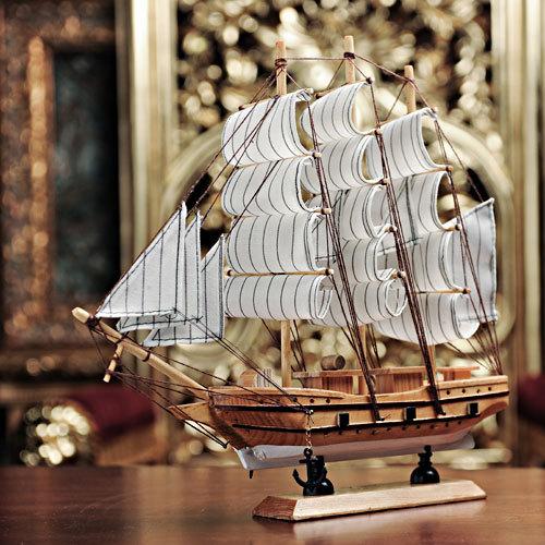 Online kopen wholesale decoratie houten boot uit china decoratie houten boot groothandel - Mode decoratie ...