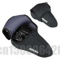 Neoprene Camera Cover Case Bag Pouch Protector for Nikon D10 D40 D50  D60 D200 D300 D700 D3000 DSLR Size -L