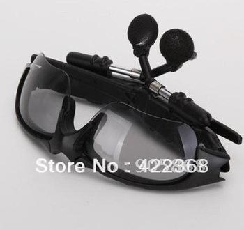 Sunglasses 2GB Headset Headphone Mp3 Player Sun Glass - Sample