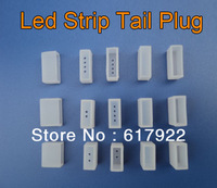 100 pieces/lot 12V/24V led strip Tail Plug