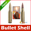 Bullet Shell Metal Refillable Copper Cigarette Lighter(China (Mainland))