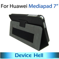 Leather Case for Huawei MediaPad s7 301u(p)/MediaPad WIFI 3G version 7 inch Protective Case Cover Free shipping