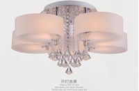 Modern led crystal lamp ceiling light living room lights bedroom lamp restaurant lamp fashion acrylic lighting lamps