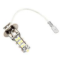 H3 26 SMD White Fog Parking Signal 26 LED Car Light Lamp Bulb 12V