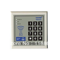 20PCS EMS Free shipping Hot Sell RFID and Code Access Control System(Good ring)