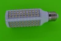 Free Shipping 10W B22 E27/14 168 pcs LED light warm&Cool White Lighting Straw Hat Lamp