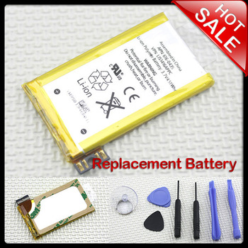 BATTERY  1220MAH 616-0435 16GB 32GB + 7 TOOLS SCA-1001