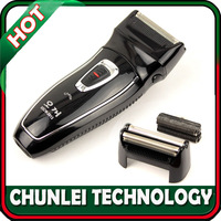 Rechargeable 2 blades Reciprocating Cordless Trimmer Korean Style Mens Razor Shaver