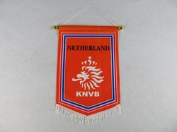 Pentagon Double-side Printed Flag,Country team, Netherland Soccer /Football Fans Souvenir, Gift, Boutique ,Free(China (Mainland))