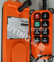 8 F21-E1B industrial remote controller Hoist remote control lift crane switch transmitter+receiver AC/DC18-65V,AC/DC 65-440V