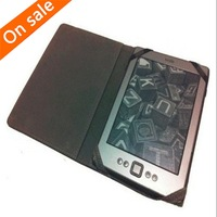 Free shipping+NEW PU Leather Folio Case Skin Cover For Amazon ebook Kindle Paperwhite Black
