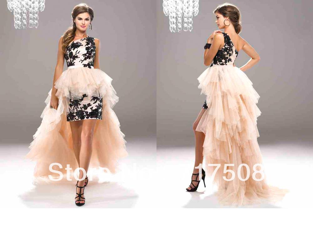 Red A Line Prom Dress In Dresses  DressLilycom