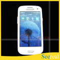Cell Phone 4inch Touch Screen Quad Band Dual SIM Card Camera Phone 9300 WIfi TV DHL Free Shipping(China (Mainland))