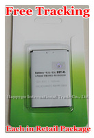 Free Tracking New Original BST-41 Mobile Phone Battery for Sony Ericsson Xperia Play X1 X1i X2 X10 X10i 1500mAh