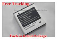 Free Tracking New Original 1500mAh EB575152VU Cellphone Battery for Samsung i9000 i9001 i9003 i9008 SPH D710 SPRINT R760