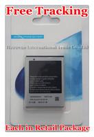 Free Tracking New Original 1500mAh EB484659VU Mobile Phone Battery for Samsung T759 T589 S5820 W689 M930 i8150