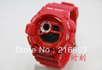 Free shipping Men's g GW 9300 Watches resist Disscount Outdoor watches sport watch digital watch