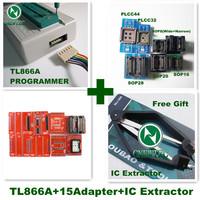 V5.91 TL866A USB Universal Programmer/BIOS programmer +TSOP32/40/48/TSOP40A/TSOP48/TSOP32/TSOP40B+PLCC32/44+SOP8/16/20/28