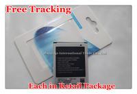 Free Tracking New EB425161LU Mobile Phone Battery for Samsung Galaxy S III mini I8190 Galaxy Ace II 2 I8160 Galaxy S Duos S7562