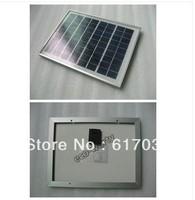solar panel 5 watt 12Volt poly_5W 12V solar module for home lighting eco-worthy  /freeshipping
