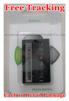 Free Tracking New TOPA160 Mobile Phone Battery for HTC Diamond 2,HTC Touch 2,HTC Tattoo,A3288,G4,SMART F3188,T3333,T5353,T5388