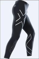 Elastic 2xu ride service quick-drying pants Men fast drying basketball clothing sports tights
