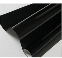 High Quality 50*300cm Black Color Car Window Film,Car Glass Window Heat Insulation Film,Side Window Film
