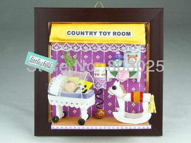 Online kopen wholesale speelgoed kamer ontwerp uit china speelgoed kamer ontwerp groothandel - Cabine slaapkamer meisje ...
