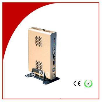 wholesale mini ITX case thin client FOX-525S Wireless WIFI ncomputing with 6 USB ports