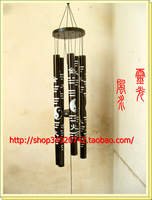 Metal tube wind chimes Large metal wind chimes lucky