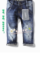 Fashion children's jean boy's long pant,cotton good quality,children's fashion jean,freeshipping