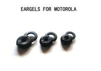 SET S M L EARGELS FOR MOTOROLA ELITE SILVER HZ750 HEADSET EAR GEL BUD HD BA69 FREE SHIPPING