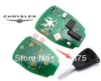 Chrysler 2 - 6 button remote key board 433mhz with ID 46 chip