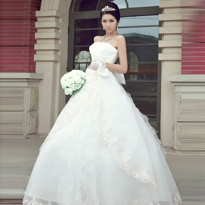 2013 free shipping New designed Luxury Expensive wedding dresses Off shoulder classic sweet princess wedding dress formal dress(China (Mainland))