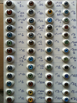 Acrylic doll eyes bjd eyes 14-10mm2 5-9mm1 4