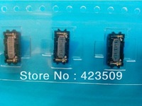 100pcs/lot Ear Speaker Earpiece For Nokia E63 E65 5310 6500 5700 E90 N97 5320 ( Low DHL Cost .Free shipping via HK post )