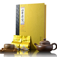 Pot tea top oolong tea big red robe trecsure 140 classic box