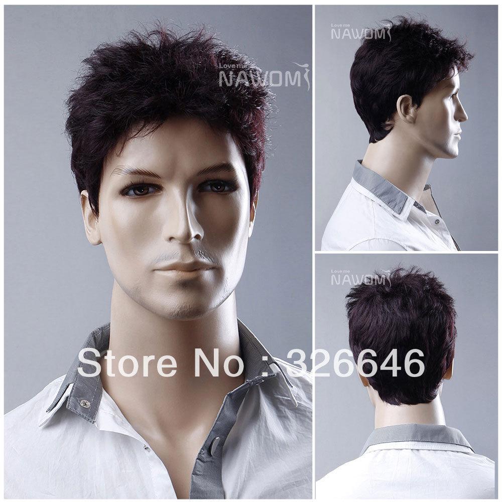 Wholesale Mens Wigs 79