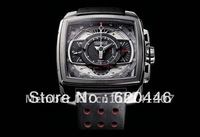 HOT !! free shipping New men's Automatic Watch Men's Racing Wristwatch Automatic Sport Watch