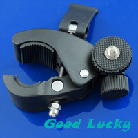 Bicycle Motorcycle Accessory bracket Mount Holder For Digital Camera Black  ZWQ10227