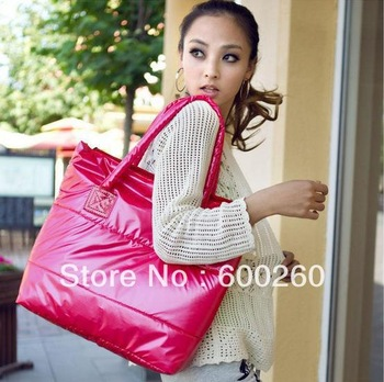 Free Shipping 2013 Hot Winter Cotton Handbag Fashion Women Totes,women handbag,lady bag,fashion bag,fashion totes F0415