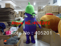 aubergine mascot costumes   (click to see more pictures)