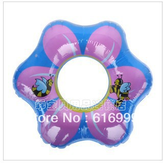 free shipping 2013 hot-selling Flower-shaped circle baby neck ring child swim ring baby swimming neck ring Free Shipping
