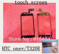 original touch Screen glass accessory for HTC one v / T320E