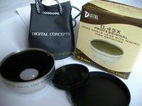 43mm 0.45X Wide Angle Macro Conversion Lens for 43 mm CANON HG10 HV20 HV30 HV40