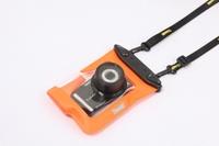 Digital camera waterproof bag belt retractable lens small card camera waterproof cover waterproof cover