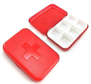 Portable kit cross mini kit travel storage box
